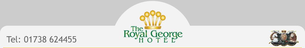 The Royal George Hotel, Perth, Scotland